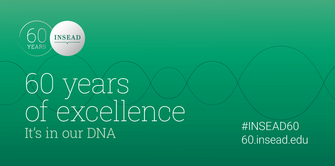 Celebrating 60 years of excellence. It's in our DNA