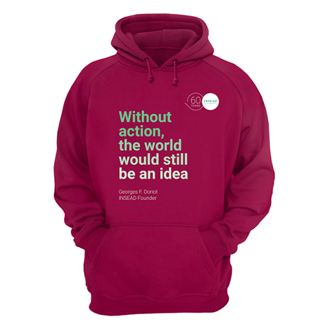 Founder's Quote Hoodie